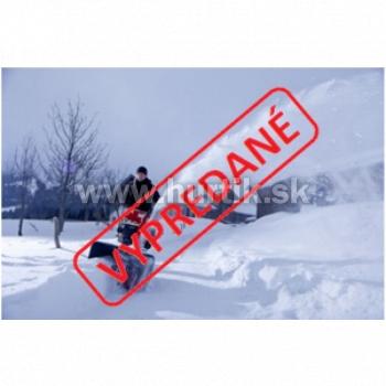 Fréza snežná benzínová SnowLine 760 TE