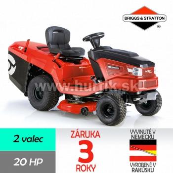 Traktor trávny T 20-105.7 HD V2 Premium, záber 105cm, B&S 7200 / 20HP - 2 valce