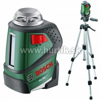 Laser samonivelačný PLL 360 set