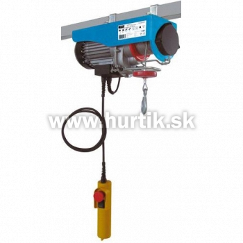 Zdvihák elektrický lanový 200/400