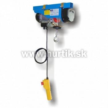 Zdvihák elektrický lanový 300/600