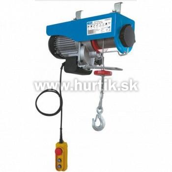 Zdvihák elektrický lanový 500/1000