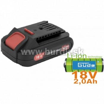 Akumulátor 18V 2,0Ah / AP 18