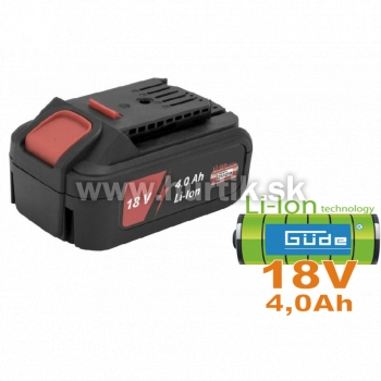 Akumulátor 18V 4,0Ah / AP 18