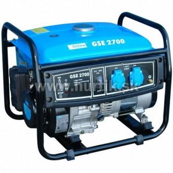 Elektrocentrála GSE 2700