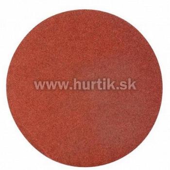 Výsek kruhový Suchý Zips 125 mm, K 80 / PS 22 K (drevo, kovy univerzálne, nerez, farba, lak, tmel, plasty)