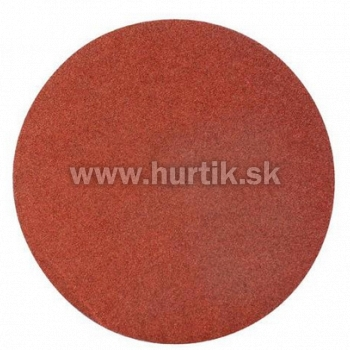 Výsek kruhový Suchý Zips 125 mm, K120 / PS 22 K (drevo, kovy univerzálne, nerez, farba, lak, tmel, plasty)
