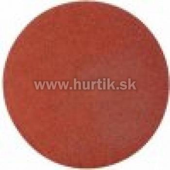 Výsek kruhový Suchý Zips 125 mm, K240 / PS 22 K GLS5/8 dier (drevo, kovy univerzálne, nerez, farba, lak, tmel, plasty)