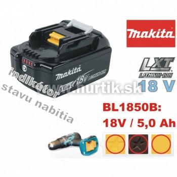 _Akumulátor 18V 5,0Ah / BL1850B