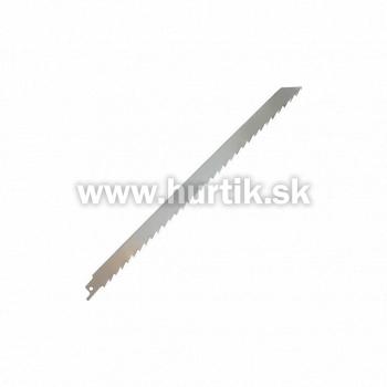 List pílový do chvostovej píly 305 mm / 1ks (mrazené potraviny, kosti)