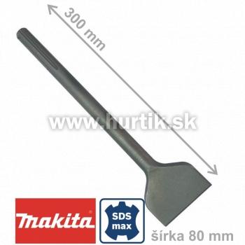 Sekáč SDS-max plochý, široký 80 x 300 mm