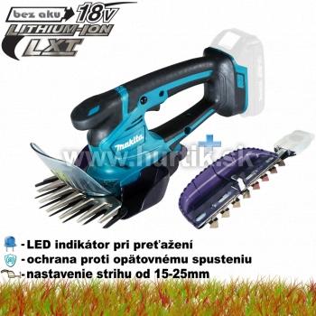 Aku nožniče na trávu DUM604ZX (18V, bez akumulátorov, nabíjačky a prepravného kufra)