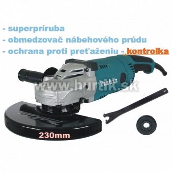 Brúska uhlová GA9020RF /2200W - 230mm/