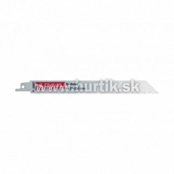 List pílový do chvostovej píly 200mm / 1 ks (oceľ a farebné kovy 3-8mm)