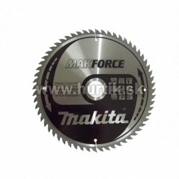Kotúč pílový 230x2,8x30  60z / MAKFORCE (drevo - pozdĺžne a priečne rezy)