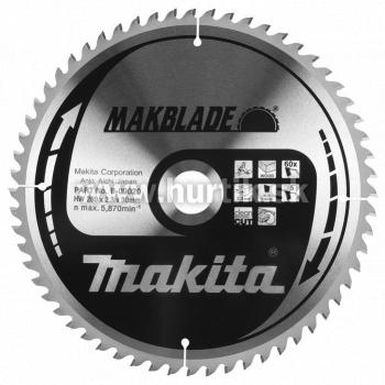 Kotúč pílový 216x2,8x30 100z MAKBLADE