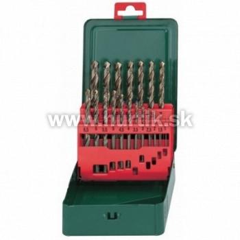 Sada vrtákov 1-10mm x0,5 - 19d. HSS-Co