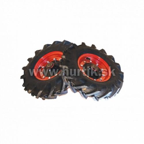 Kolesá pneu pojazdové s uzávierkou - ťažké so závažím / KF systém