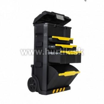 Box na náradie pojazdný, rozkladací ROLLING WORKSHOP