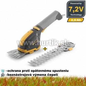 Aku nožnice na trávu SGM 72 AE