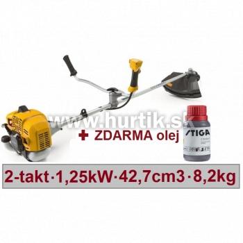 Krovinorez benzínový SBC 242 D