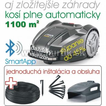 Aku robotická kosačka AUTOCLIP 225 S / do 1100 m2