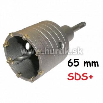 Korunka vykružovacia SDS+, 65mm