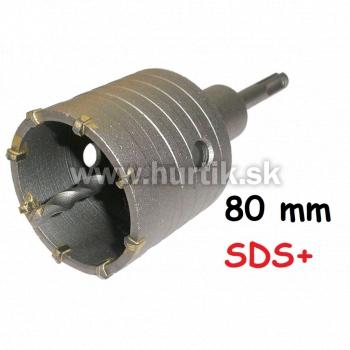 Korunka vykružovacia SDS+, 80mm